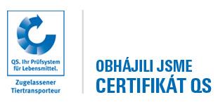 QS certifikát